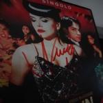 Moulin Rouge Autografato da Nicole Kidman