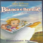 Bianca e Bernie nella terra dei canguri.