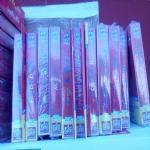 STANLIO E OLIO LOTTO DI 21 VHS DI CUI 18 NUOVE