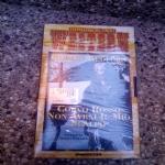 I CAPOLAVORI DEL CINEMA WESTERN LOTTO DI10 VHS 4 NUOVE 6 USATE