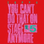 You can�t do that on stage anymore vol. 5 2 CD