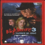 Russell C. - NIGHTMARE 3 - I guerrieri del sogno  (1987) DVD