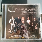 Touring Europe With a Blast From the Past ( CD Limited Edition )