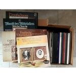 Pi� di 80 dischi in vinile di musica classica e rinascimentale