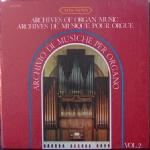 ARCHIVIO DI MUSICHE PER ORGANO 2  -  BOX 5 LP