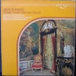 OBOE SONATAS - J.S. Bach, Vivaldi, Telemann, Haendel