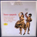 FUOCO SPAGNOLO Concerto di Aranjuez-Espana-Fandango-Danza rituale del fuoco-Carmen-Suites
