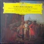 LUIGI BOCCHERINI Gitarren-Quintette Nos.4,7,9 La ritirata di Madrid