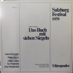 Das Buch mit sieben Siegeln Opera Oratorium
