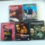 DVD VARI IN ITALIANO: 2046 , Prick Up - L�importanza di essere Joe, Regine per un giorno, Red Siren, Hooligans, Gente comune, Mystic River, Il verdetto