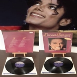 MICHAEL JACKSON, One Day in Your Life, Motown Record Corporation 5352ML 1981.