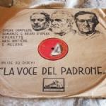 LA VOCE DEL PADRONE Mazurca in Do Diesis Minore