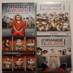 Serie Tv ORIGINALE: Orange is the new black (Stagione 1/2/3/4) (20 Dvd)