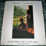Everything she wants - Last Christmas