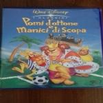 DVD POMI D�OTTONE E MANICI DI SCOPA DISNEY