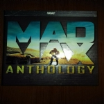 COFANETTO MAD MAX ANTHOLOGY 5 DVD MEL GIBSON TOM HARDY