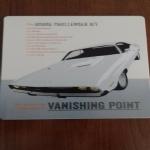 BLU RAY BLURAY PUNTO ZERO VANISHING POINT 1971 STEELBOOK IMPORT AUDIO ITALIANO