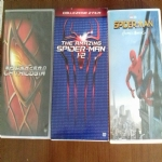 6 DVD SPIDERMAN SPIDER MAN SAM RAIMI AMAZING HOMECOMING