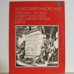 MOZART: tutta la MUSICA MASSONICA