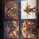 Saga completa di Hunger Games in Blu-ray