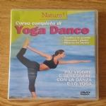 YOGA DANCE - DVD CORSO COMPLETO 52 MINUTI