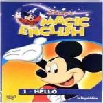 MAGIC ENGLISH VOL 1 - HELLO