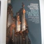 15 Barock-Konzerte fur orgel