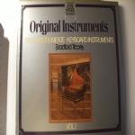 Original Instruments - Tasteninstrumente - Keyboard instruments - Vol.1