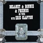 Delaney & Bonnie with eric clapton on ntour