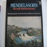 Die zwolf Streichersinfonien (Le dodici sinfonie d'archi)
