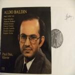 Aldo Baldin singt Lieder - Autografato