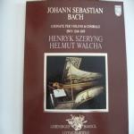 6 Sonate per violino e cembalo Bwv 1014-1019