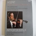 The 5 violin concertos - Sinfonia concertante