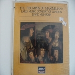 The Triumphs of Maximilian I - Early Music Consort of London - David Munrow