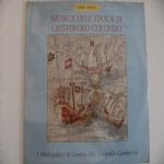Musica dell'epoca di Cristoforo Colombo