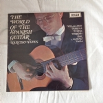 THE WORLD OF THE SPANISH GUITAR - NARCISO YEPES