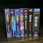 DOCTOR WHO - Stagioni 1, 2, 3, 4, 5, 8, 9 in formato BLUE RAY