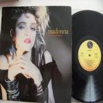 Madonna the first album
