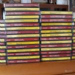 I Maestri immortali della Musica Classica n. 100 cd