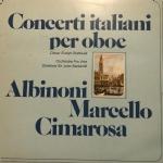 Concerti italiani per oboe