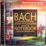 ANNA MAGDALENA BACH NOTEBOOK (Piccolo libro di Anna Magdalena Bach)