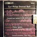 CONCERTI per Tastiera (Clavicembalo, Fortepiano, Tangent Piano)