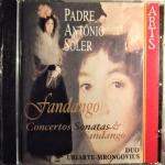 FANDANGO - Concertos Sonatas & Fandango