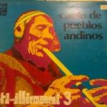 Canto del pueblos Andinos