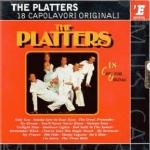 THE PLATTERS - 18 CAPOLAVORI ORIGINALI