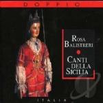 CANTI DELLA SICILIA (2 X CD)