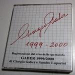 Gaber 1999/2000