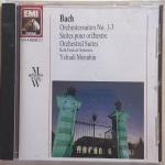 Bach, Orchestersuiten no.1-3