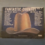 FANTASTIC COUNTRY VOLUME 1 20 GREAT HITS