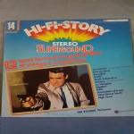 HI-FI STORY STEREO SUPERSOUND 12 TEMI FAMOSI DA GRANDI FILM